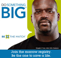 Be the Match - Join the Registry