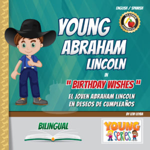 Young Abraham Lincoln in Birthday Wishes