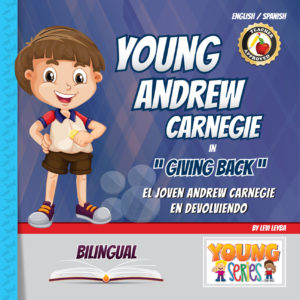 Young Andrew Carnegie in Giving Back