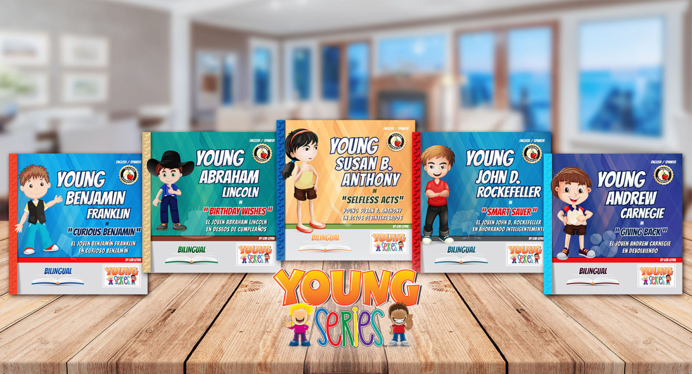 Young Series line of bilingual children's books